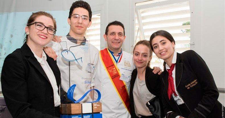 concours roellinger méditerranée